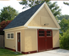 Servicelane Workshop Garage Addition